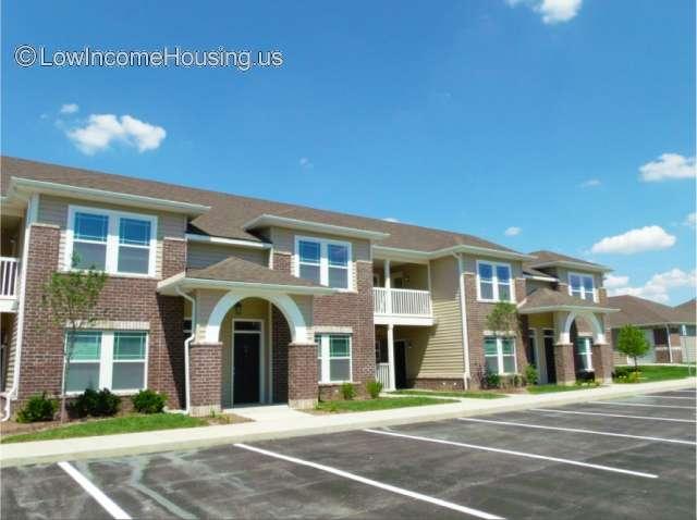 Pebble Ridge Apartments