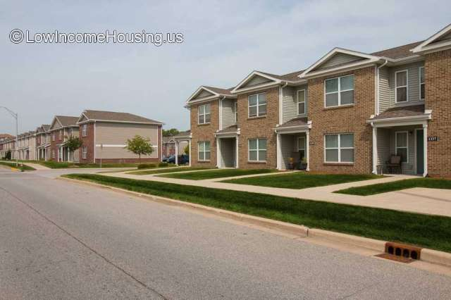 Saxony Townhomes