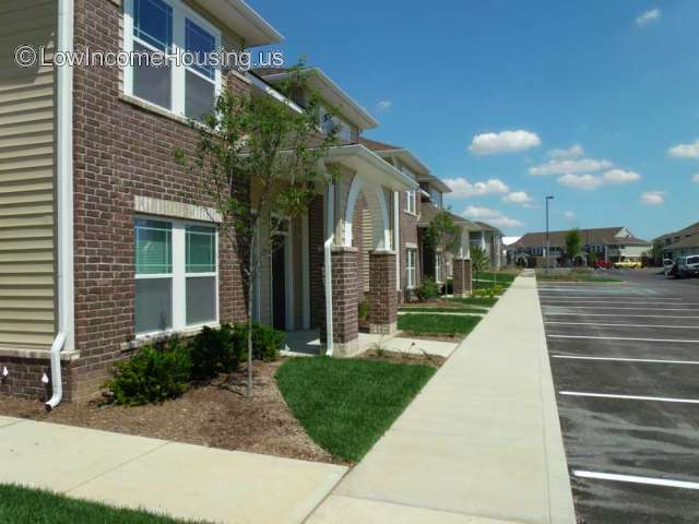 The Commons at Springmill Apartments