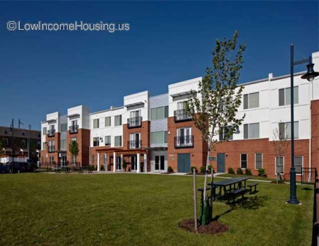 Chapel Green Apartments - MD