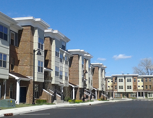 Gloria Robinson Court Homes | 322 Duncan Avenue, Jersey ...