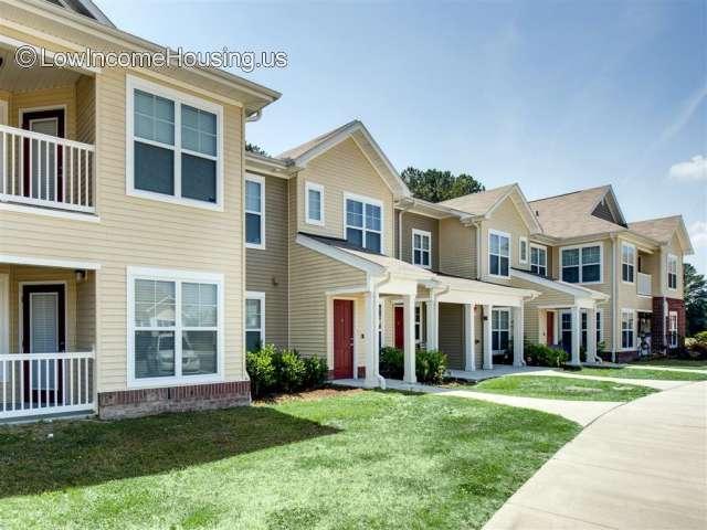 Alderbrook Pointe Apartment Homes
