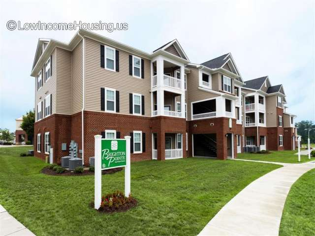 Brighton Pointe Apartment Homes