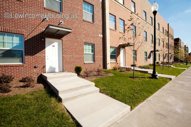 Canal Gardens Apartments