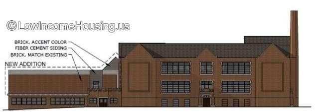 Florence Fay School Senior Apartments