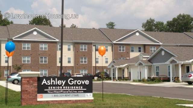 Ashley Grove Apartments