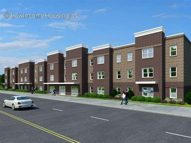 Keokuk Senior Lofts