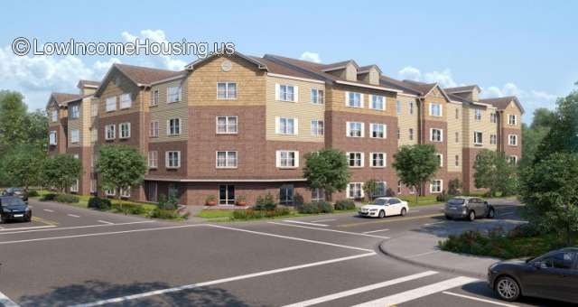 Southridge Senior Lofts