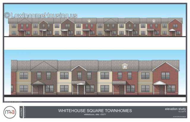 Whitehouse Square Townhomes