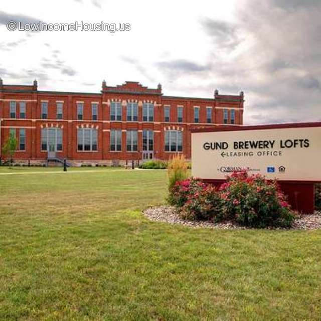 Gund Brewery Lofts