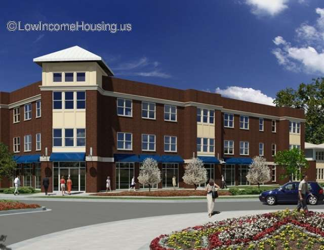 Sycamore IL Low Income Housing and Apartments