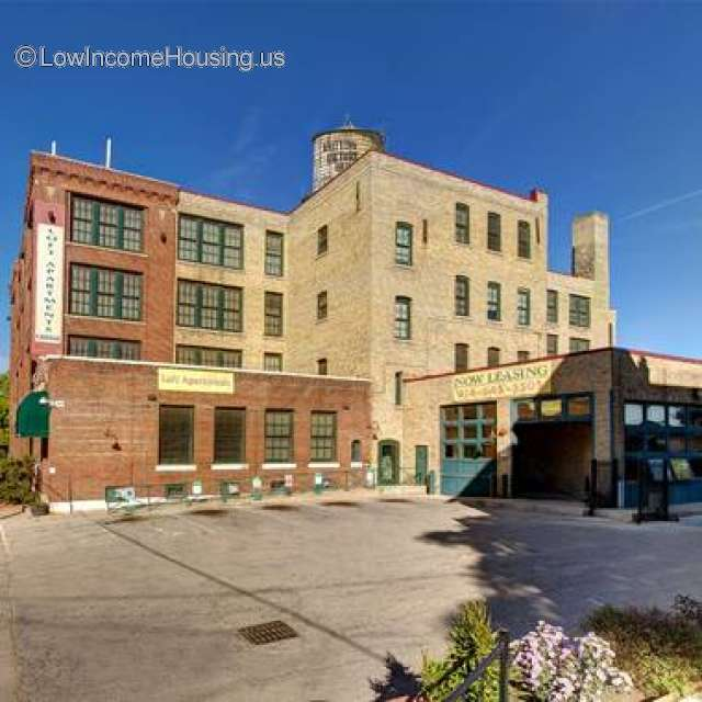 Low Income Apartment Finder: Knitting Factory Loft Apartments