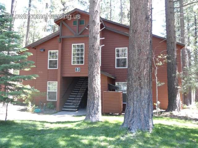 Evergreen-Tahoe Apartments
