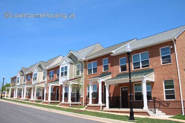 Low Income Apartments In Md For Rent