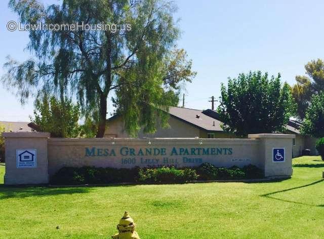 Mesa Grande Apartments