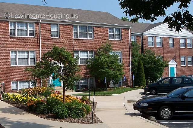 Low Income Apartments In Baltimore County