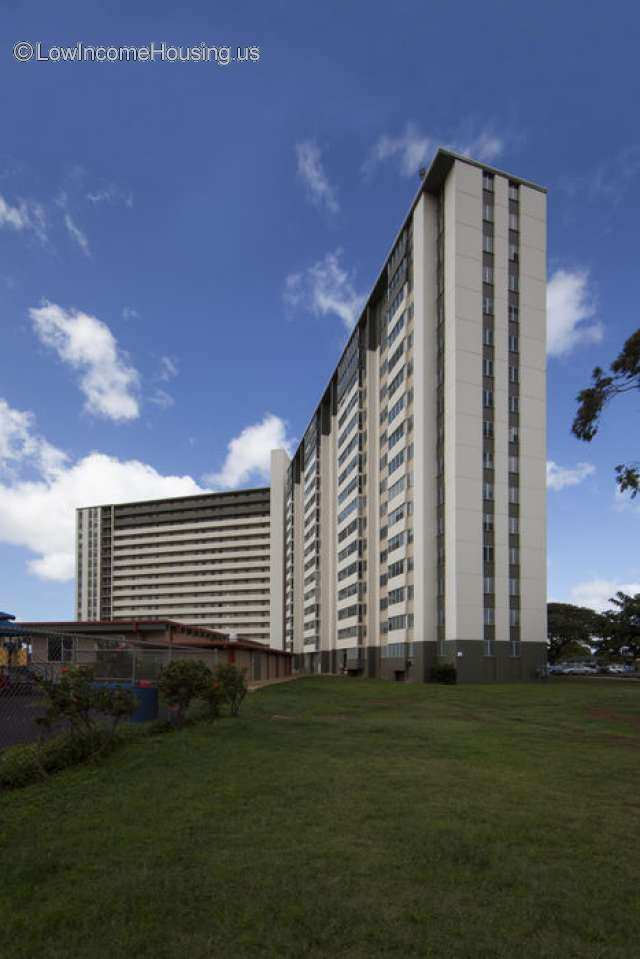 The Towers at Kuhio Park
