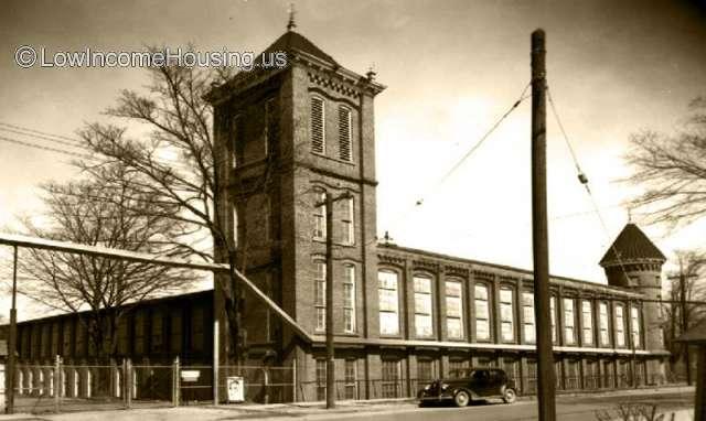 Oneida Mill Lofts