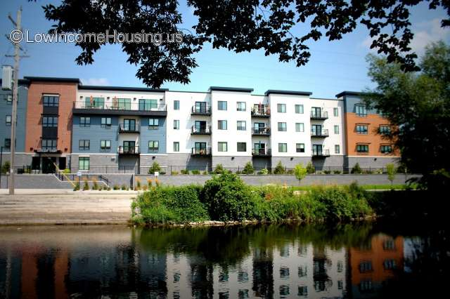 Auxiliary Court Senior Apartments