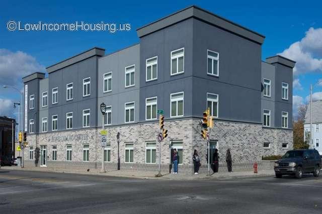 Fond du Lac Center Apartments