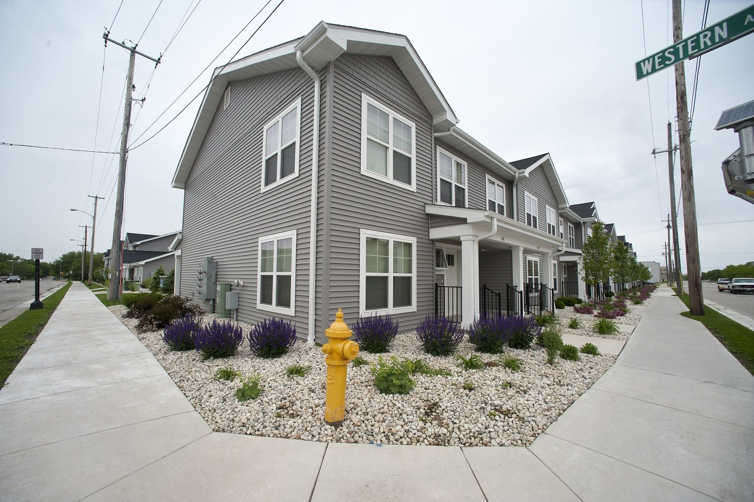 Trinity Square Townhomes
