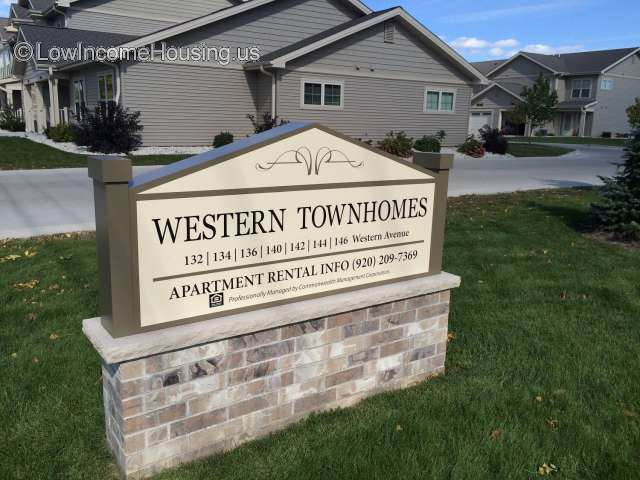 Western Townhomes