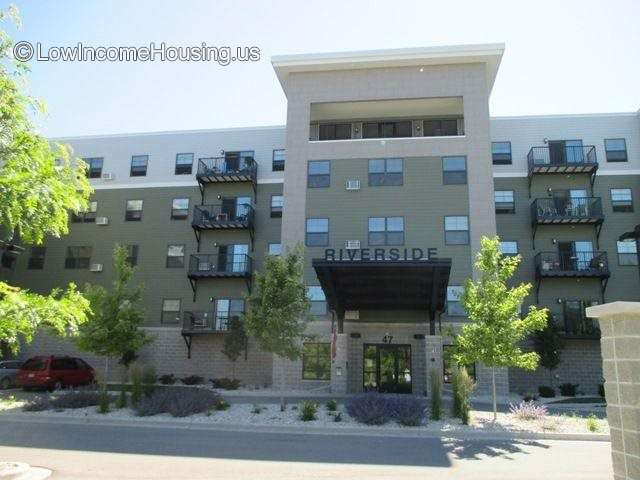 Riverside Senior Apartments - WI