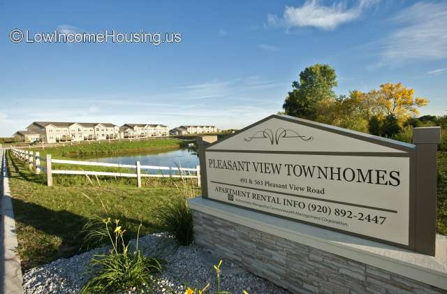Pleasant View Townhomes