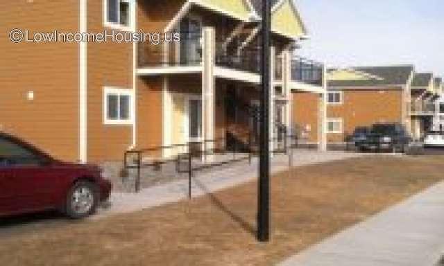 Buck Creek Apartments