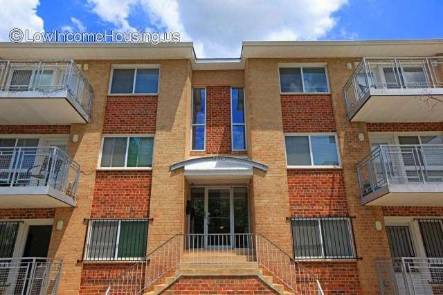 Fairlawn Marshall Apartments