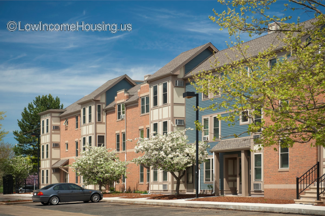 Raymond NH Low Income Housing and Apartments