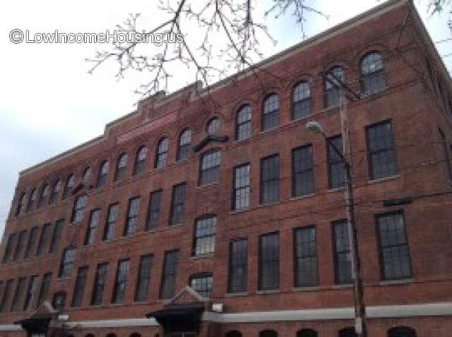 Academy Lofts - NY