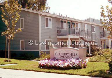 Country Hills Apartments
