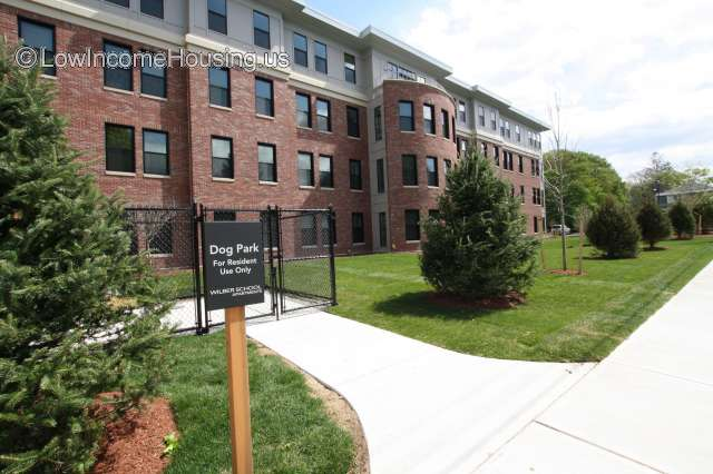 Wilber School Apartments