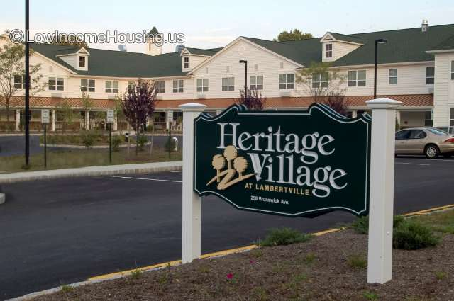Heritage Village at Lambertville