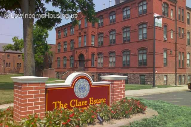 The Clare Estate