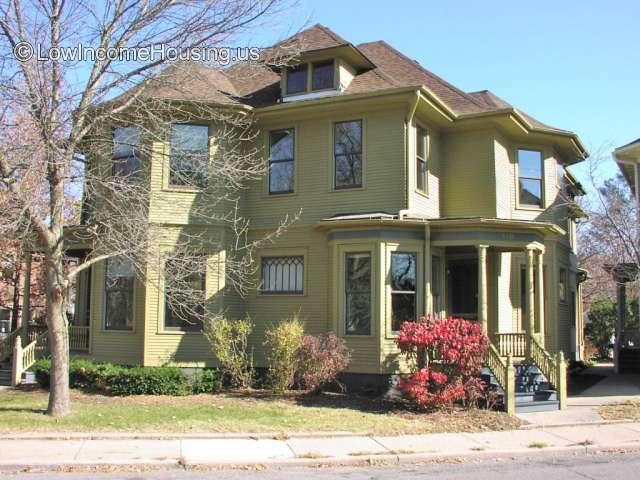 Washington-Dunbar Homes