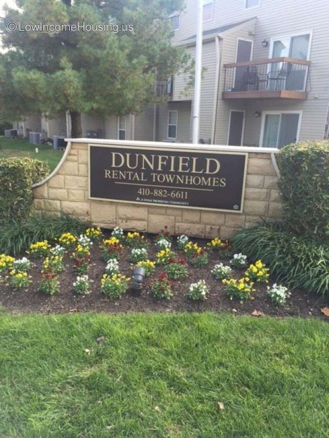 Dunfield Townhomes