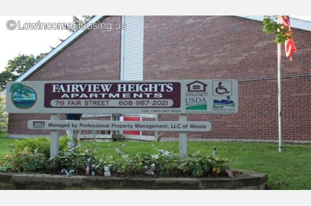 Fairview Heights Apartments