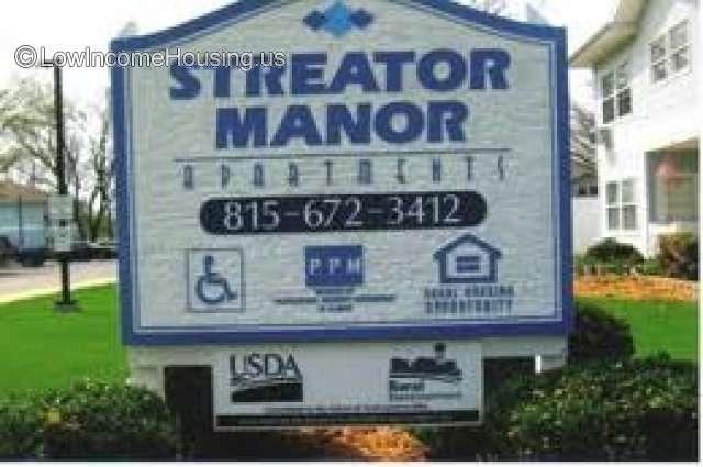 Streator Manor