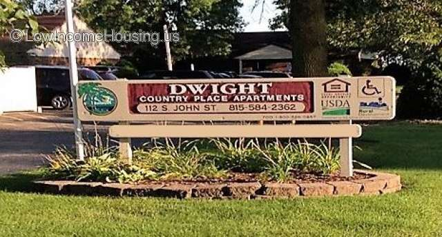 Country Place Apartments - Dwight