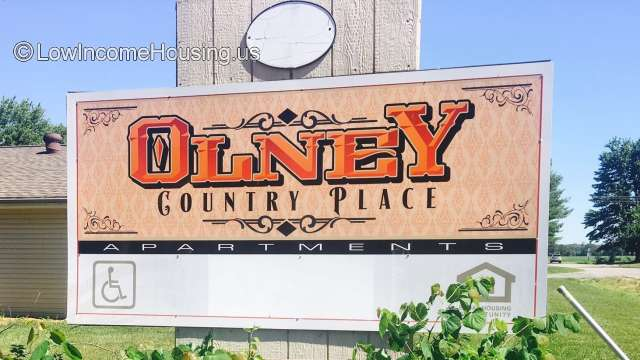Country Place Apartments - Olney