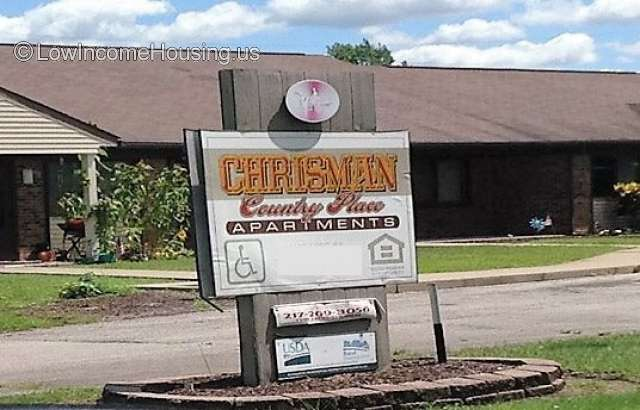 Country Place Apartments - Chrisman