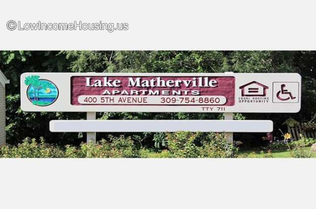 Lake Matherville Manor