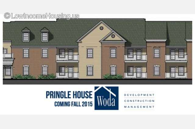 Pringle House - Senior Living