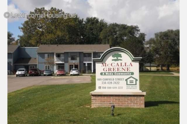 McCalla Greene Apartments