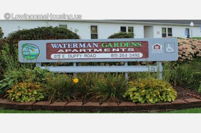 Waterman Garden Apartments
