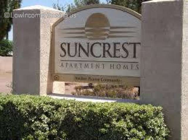Suncrest Apartments - AZ