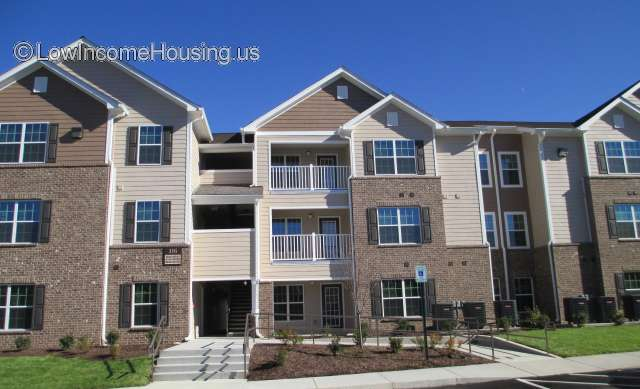 Northside Drive Apartments Crossville Tn