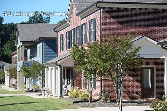 Tall Oaks Apartments - MS